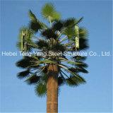 As torres de celular disfarçados como árvores