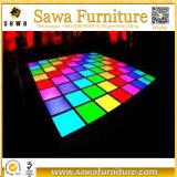 段階の照明ディスコの家具一定LEDの軽いダンス・フロア