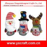 Containers van het Koekje van Kerstmis van de Decoratie van Kerstmis (zy15y040-1-2)