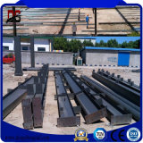 Estructura de acero ligera galvanizada de la inmersión caliente para el taller