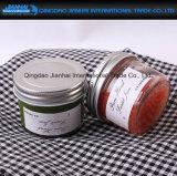 125ml caviar en verre clair antique, bouteille de Cubilose pour la cuisine