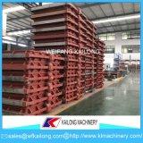 Cadeia de fabricação caixa da elevada precisão de molde usada para a fundição