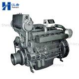 Motor marina del motor diesel de Deutz TD226B-6 con la caja de engranajes para la nave del barco de pesca