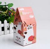 Neue Art-Qualitäts-Papier-Schokoladen-verpackenkasten mit Fenster, Süßigkeit-Geschenk-Kasten