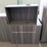 La moderna cocina modular de PVC Inicio Armario Armario de Cocina cocinas personalizadas