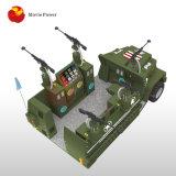 衝撃の射撃のアーケード・ゲーム機械Arは射撃の動きのシミュレーターを撃つ