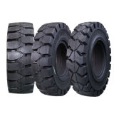 Factory Direct Supply Forklift Tire, Solid Tyre, Industrial Tire, Forklift Solid Tire