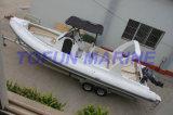 De Opblaasbare Boot van Hypalon (RIB960)