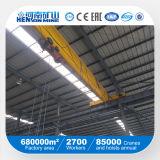 Pont roulant de premier monorail courant de 2 tonnes