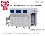 가득 차있는 자동적인 판지 만들기 기계 (LM-500-XCX)