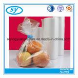 Sacchetto di plastica trasparente della parte inferiore piana del LDPE per alimento