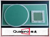 El panel de acceso redondo con la puerta de aluminio Ap7715 de la tarjeta del marco y de yeso
