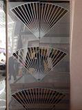 201 304 ont repéré des feuilles d'acier inoxydable pour des portes et des cabines d'ascenseur