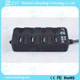 4 Switches 4 Port USB Hub 2.0 (ZYF4214)