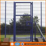 Il PVC ha ricoperto la rete fissa galvanizzata saldata della rete metallica del ferro per di muretto
