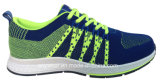 Athletic Women Comfort Flyknit Gym Sports Shoes (815-9736)