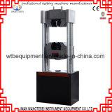 وث-W600e المحوسبة الكهربائية والهيدروليكية مضاعفات الشد معدات اختبار
