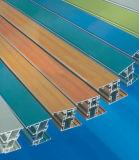 Profil d'aluminium de couche de poudre