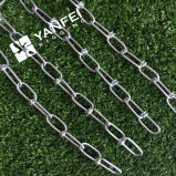 Zinc Punt, Stainless Steel Chain To beg
