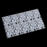 HASL 무연 지상 끝, 1.0mm 보드 간격을%s 가진 알루미늄 PCB