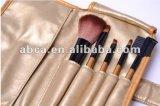 6PCS標準的なナイロン毛のBlingの構成のブラシ
