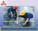 Membrana impermeável modificada autoadesiva do betume para materiais de construção