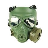 Airsoft Dummy Respirator Full Face Protection Máscara de gás