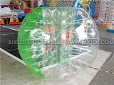 1.5m 1.0mm TPU Crazy Loopyballs, футбол Bubble, Human Bubble Ball, Human Inflatable Bumper Ball