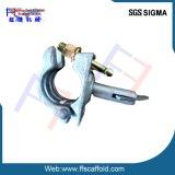 Singolo accoppiatore dell'armatura del morsetto dell'impalcatura con il Pin saldato (FF-0033)