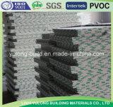 La teja del techo de China Linyi PVC yeso