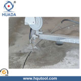 Cutting Reinforce Concrete를 위한 10.5mm Diamond Wire Saw