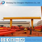 La Chine poutre unique de meilleure qualité d'un palan portique avec des certificats de ce SGS