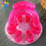 Preço de fábrica de flutuação inflável de venda quente do flutuador da cadeira do PVC do ar da praia do brinquedo