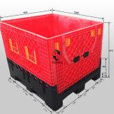 1200X1000X975記憶のための折りたたみプラスティック容器ボックス