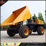 Fcy30 4WD Dumper места 3.0 тонн гидровлический наклоняя