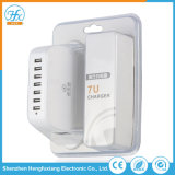 Ce/RoHS/FCCの5V/8A 7 USBの携帯電話の充電器