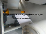 Keine Zeile anhaftende Aufkleber-Beschichtung-Maschine für kleine Industrien