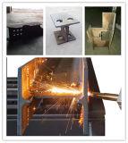 Línea de corte de la viga robusteza para el acero Fabtication de H