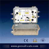 Aluminium Waterproof 1GHz Outdoor TweerichtingsCATV rf Amplifier (wa1200-CEAM)