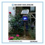 Jardin solaire LED Lampe avec moustique électronique Zapper Fonction - 2 en 1 Zapper et une Lanterne lumière