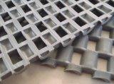 穴の空のリングの網の下水管の排水水雨ぬれた領域PVCプラスチックロールスロイスランナーのカーペットのビニールの床のフロアーリングのマット