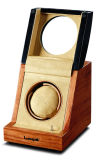 Visualización de madera automática del reloj de la alta calidad 2014