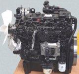 40HP 4 바퀴 드라이브 중간 농업/농장 트랙터