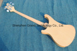 4 строки Fretless Ricken бас-гитара из дерева цвета (ГБ-57)