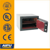 Uipa Home & Office d'un coffre avec serrure à clé Bitted double (275 X 375 X 340 mm) .