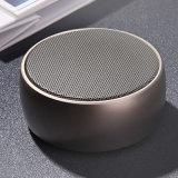 Aluminiumlegierung beweglicher Minisuperdrahtloser Bluetooth Stereobaß-Lautsprecher