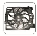Qualität Auto Radiator Fan für BMW E39