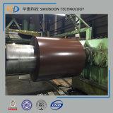 Катушка основного качества цены по прейскуранту завода-изготовителя цветастая Coated стальная