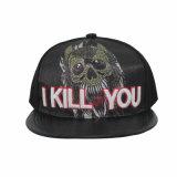 2015 популярный Hiphop Snapback Hat и выполненная на заказ вышивка Logo (GK15-L0005)