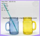 Sippin Maurer-trinkendes Glas